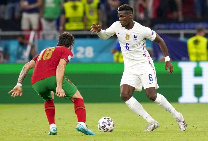 【2020歐洲國家盃玩運彩討論】2020歐洲國家盃小組賽-F組-法國2-2葡萄牙-高手過招 – 歐洲國家盃2020線上直播