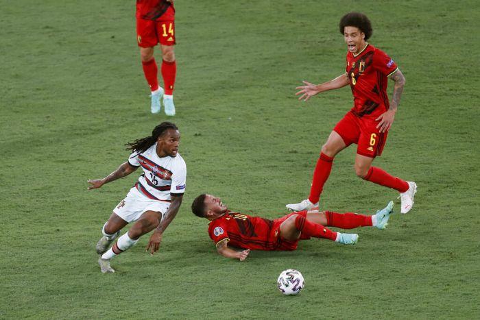 【2020歐洲國家盃玩運彩討論】2020歐洲國家盃十六強-比利時1-0葡萄牙-再見了C羅 – 歐洲國家盃2020線上直播