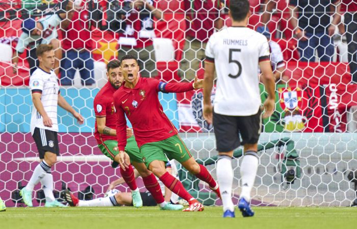 【2020歐洲國家盃玩運彩討論】2020歐洲國家盃小組賽-F組-德國4-2葡萄牙-德國皇帝穆勒 – 歐洲國家盃2020線上直播