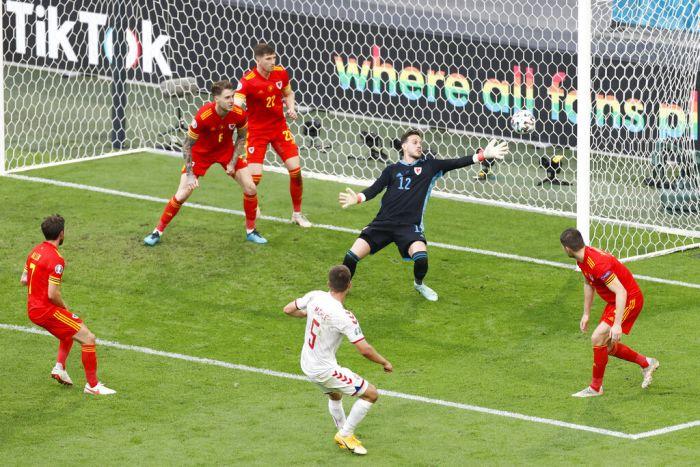 【2020歐洲國家盃玩運彩討論】2020歐洲國家盃十六強-丹麥4-0威爾斯-安徒生童話開始變成恐怖的格林童話 – 歐洲國家盃2020線上直播