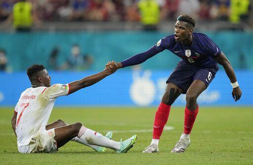 【2020歐洲國家盃玩運彩討論】2020歐洲國家盃十六強-瑞士3-3法國(PK5-4)-本屆歐國盃最大冷門 – 歐洲國家盃2020線上直播