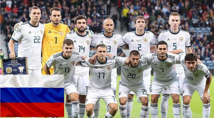 【2020歐洲國家盃玩運彩討論】2020歐洲國家盃戰力分析-B組-俄羅斯-北極熊強襲 – 歐洲國家盃2020線上直播