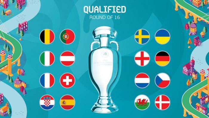 【2020歐洲國家盃玩運彩討論】2020歐洲國家盃十六強前瞻-下半區 – 歐洲國家盃2020線上直播
