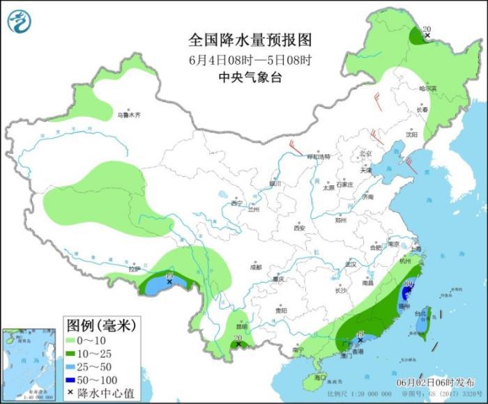 【玩運彩賺錢彩幣換現金】 江南華南有較強降水過程 北方地區多陣雨和大風天氣 _玩運彩討論區朋友圈