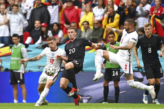 【2020歐洲國家盃玩運彩討論】2020歐洲國家盃十六強-英格蘭2-0德國-獅子奮迅 – 歐洲國家盃2020線上直播